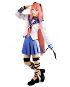 Angel Beats Yui Cosplay Costume