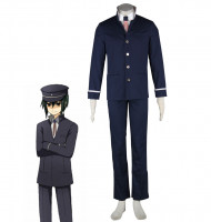 Angel Beats Naoi Ayato Cosplay Costume