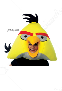 Angry Birds Yellow Mask