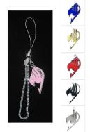Fairy Tail Guild Logo Phone Chain