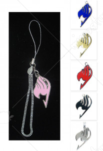 Fairy Tail Guild Logo Phone Chain