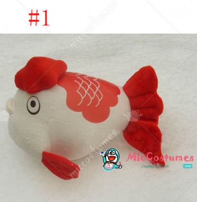 Hoozuki no Reitetsu Goldfish Plant Stuffed Toy