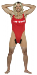 Anita Waxin Lifeguard Adult Costume
