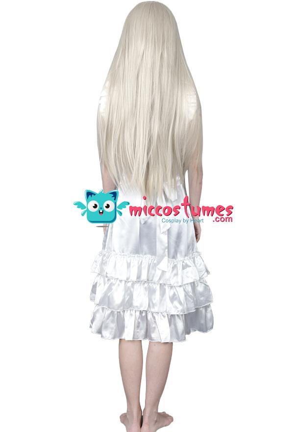 Anohana Honma Meiko Menma Cosplay Kostüm Frauen XS
