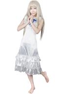 Anohana Honma Meiko Menma Cosplay Costume Women XS