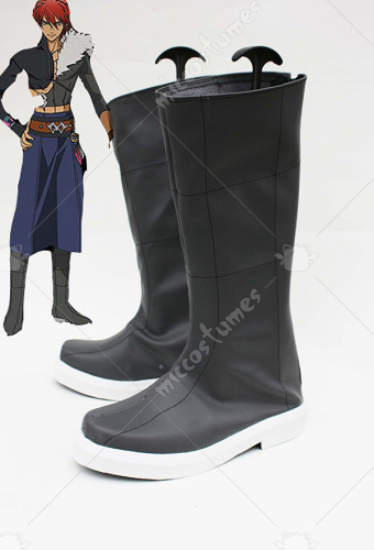 Aquarion Evol Kagura Demuri Cosplay Shoes