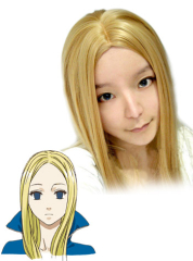 Arakawa Under The Bridge Nino Cosplay Wig
