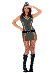 Army Brat Adult Costume