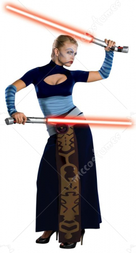 Star Wars Asajj Ventress Adult Costume