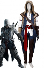 Assassins Creed III Connor Kenway Costume