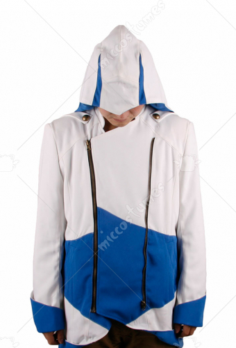 Assassin's Creed 3 Conner Kenway Cosplay Coat