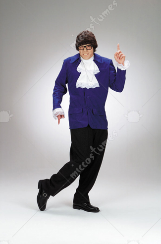 Austin Powers Standard Size Adult Costume