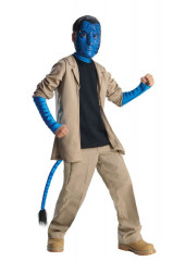Avatar Jake Sulley Child Deluxe Costume