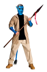 Avatar Jake Sulley Deluxe Adult Costume