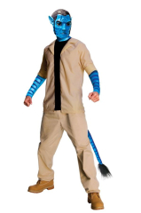 Avatar Jake Sulley Extra Large Adult Costume