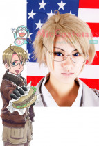 Axis Powers Hetalia America Cosplay Perücken