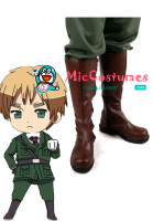 Axis Powers Hetalia England Cosplay Shoes Boots