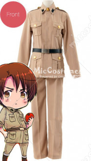 Axis Powers Hetalia South Italy Cosplay Costume