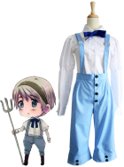 Axis Powers Hetalia Ukraine Cosplay Costume