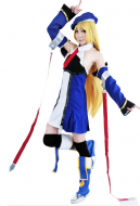 Blazblue Noel Vermillion Cosplay Costume