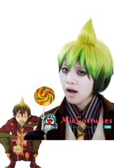 Blue Exorcist Amaimon Cosplay Wig