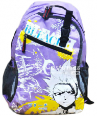 Bleach Hitsugaya Toushirou Purple School Bag