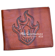 Bleach Hollow Bifold Wallet Brown