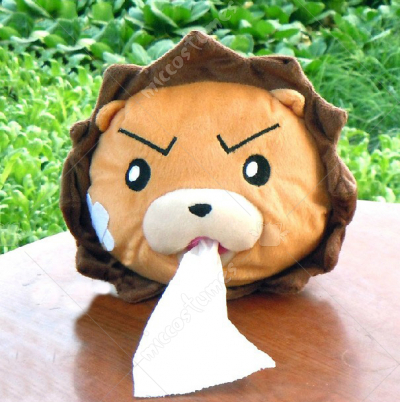 Bleach Kon Tissue Box