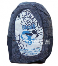 Bleach Las Noches Tartan Design Backpack