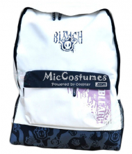 Bleach Las Noches White School Bag