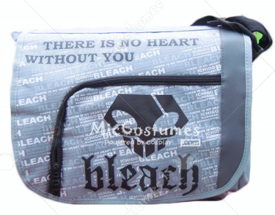 Bleach Silver Grey Shoulder Bag