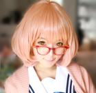 Beyond the Boundary Mirai Kuriyama Cosplay Glasses