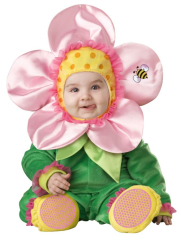 Baby Blossom Toddler Costume