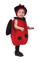 Baby Bug Plush Costume