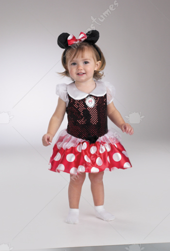 Disney Baby Minnie Infant Toddler Costume
