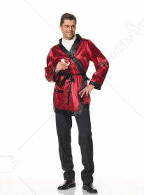 Bachelors Smoking Jacket Adult Costume