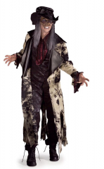 Bad Hatter Extra Large Adult Costume
