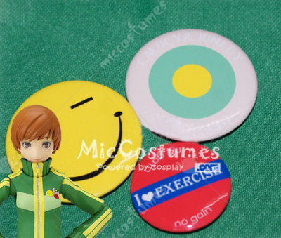 Badge For PERSONA 4 Cosplay