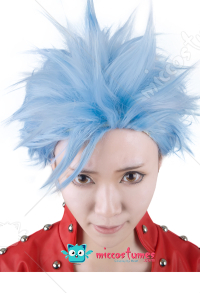The Seven Deadly Sins Ban Cosplay Wig