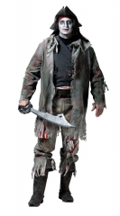 Barnacle Bill Mens Plus Adult Costume