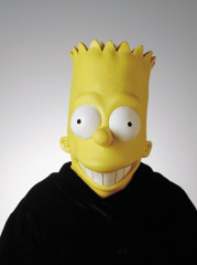Bart Simpson Mask