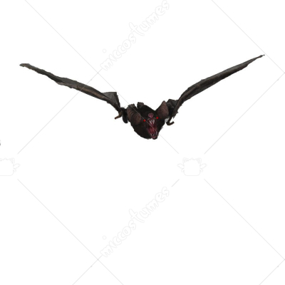 Bat W Lightup Eyes 54In