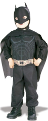 Batman Begins Toddler Costume