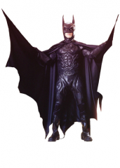 Batman Deluxe Extra large Adult Costume
