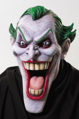 Batman Joker Latex Mask