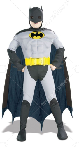 Batman Muscle Chest Costume