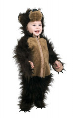 Bear Honey Costume