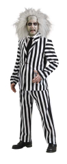 Beetlejuice Deluxe Extra Large Adult Costume