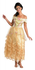 Beauty and the Beast Belle Adult Deluxe Costume
