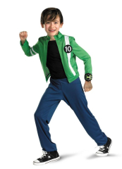 Ben 10 Alien Force Classic Costume